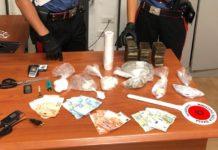 Afragola, smantellate due piazze di spaccio: tre arresti e un denunciato