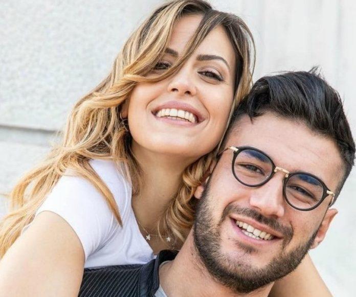 Uomini e Donne: a gonfie vele l'amore tra Claudia Dionigi e Lorenzo Riccardi