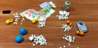 Aversa, spaccio di cocaina all'interno di una sala giochi: arrestato il titolare