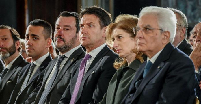 Crisi di governo, la Lega presenta mozione di sfiducia a Conte