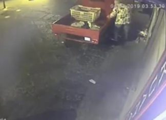 Ercolano: sversa pezzame in strada e il sindaco pubblica il video
