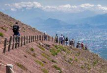 Caserta, Pro Loco del Trivice: il 21 settembre via alle escursioni sul Vesuvio