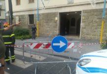 Avellino, tre feriti dopo esplosione davanti al vescovado: arrestato un 49enne