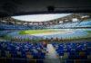 Calcio Napoli, incontro per la convenzione San Paolo: c'è il nodo arretrati