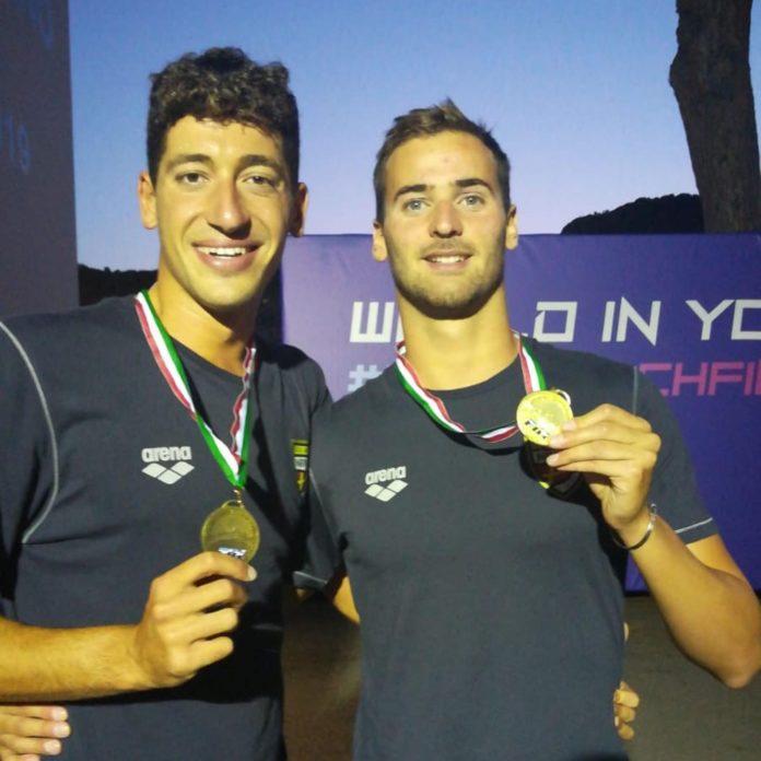 Campionati Italiano di Nuoto: Medaglia d'oro per Domenico Acerenza del Canottieri Napoli