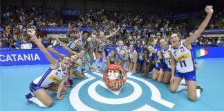 Volley femminile, netto 3-0 all'Olanda: la splendida Italia va a Tokio 2020