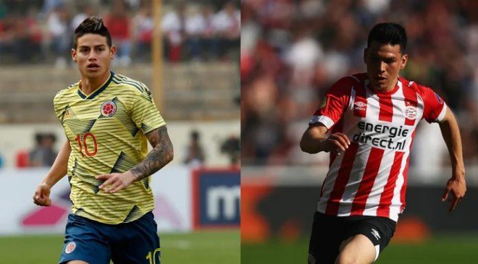 Calciomercato Napoli, è fatta per Lozano: adesso James Rodriguez