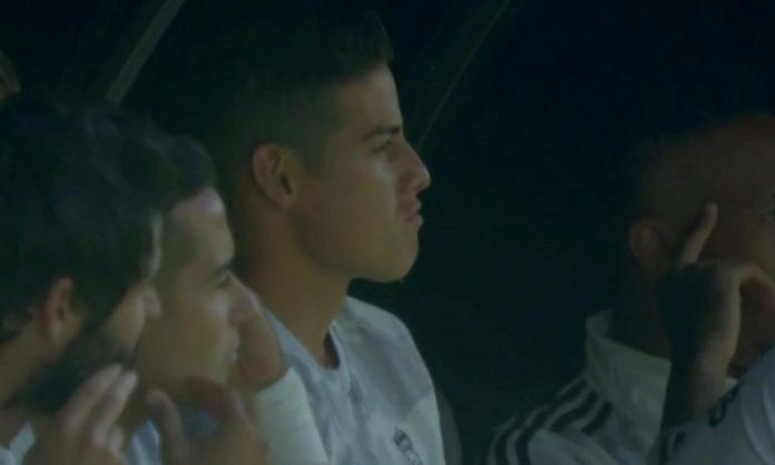 Calciomercato Napoli, James si riavvicina: Zidane lo tiene fuori nell'esordio