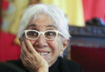 Lina Wertmuller compie 91 anni: gli auguri di Napoli alla cittadina onoraria