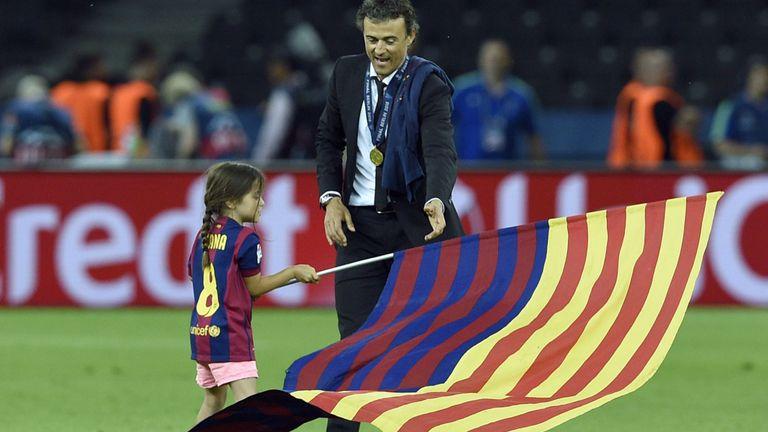 Dramma nel calcio: morta a soli 9 anni la figlia di Luis Enrique