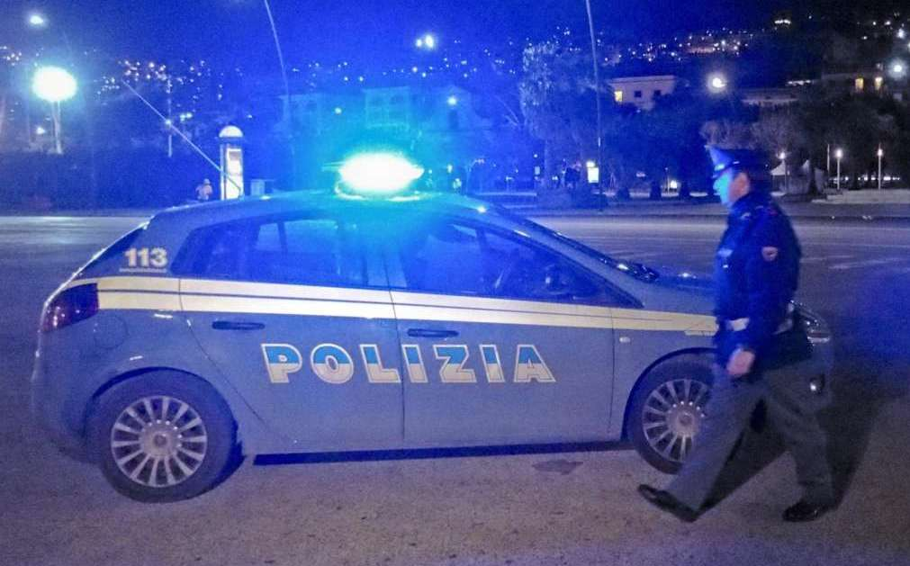 Napoli, Vomero: Blocchi e controlli della polizia in tutto il quartiere