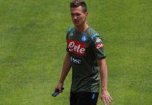 Calcio Napoli: Milik torna in gruppo, out Llorente e Koulibaly per influenza