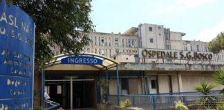 Coronavirus, all'ospedale San Giovanni Bosco la decima vittima