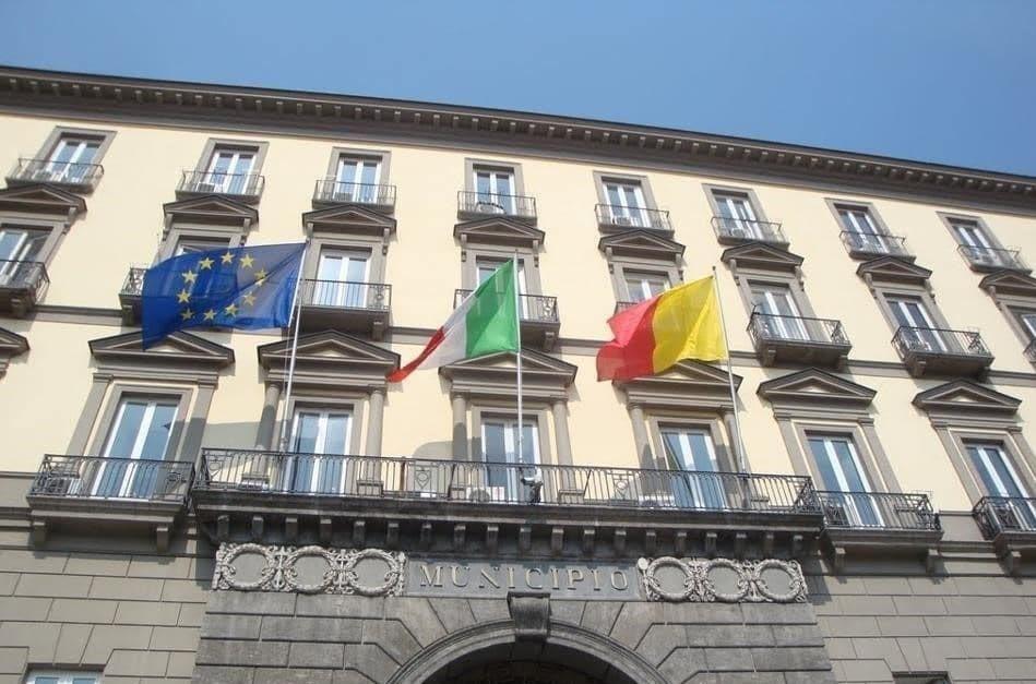 Fase 2 al Comune di Napoli, il nuovo protocollo di sicurezza