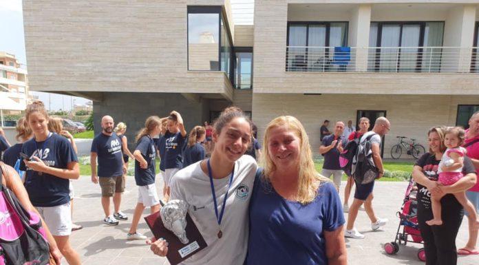 Acquachiara: a soli 14 anni Paola Di Maria convocata per gli Europei Under 17