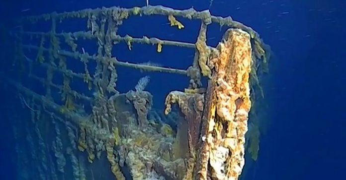 Titanic, allarme degli esploratori: il suo relitto si sta sfaldando