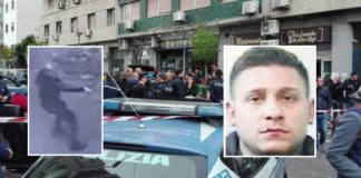 Arrestato Salvatore Nurcaro: era il bersaglio dell'agguato a Noemi