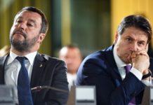 """Il duro attacco di Conte a Salvini: """"Una collaborazione sleale"""""""