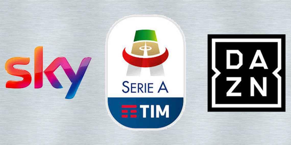 Diritti tv Serie A, Dazn respinge l'offerta di Sky