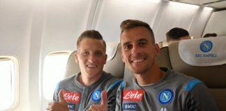 Calcio Napoli, si parte per Miami: il Barcellona aspetta i partenopei