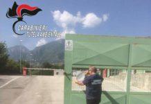 Avellino: Sequestrato un impianto per il trattamento dei rifiuti. Denunciate due persone