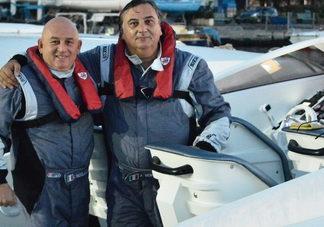 Il Circolo Canottieri Napoli in lutto per la tragica morte di Luca Nicolini