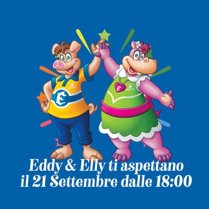 Edenlandia, ecco le due mascotte del parco: Eddy e Elly