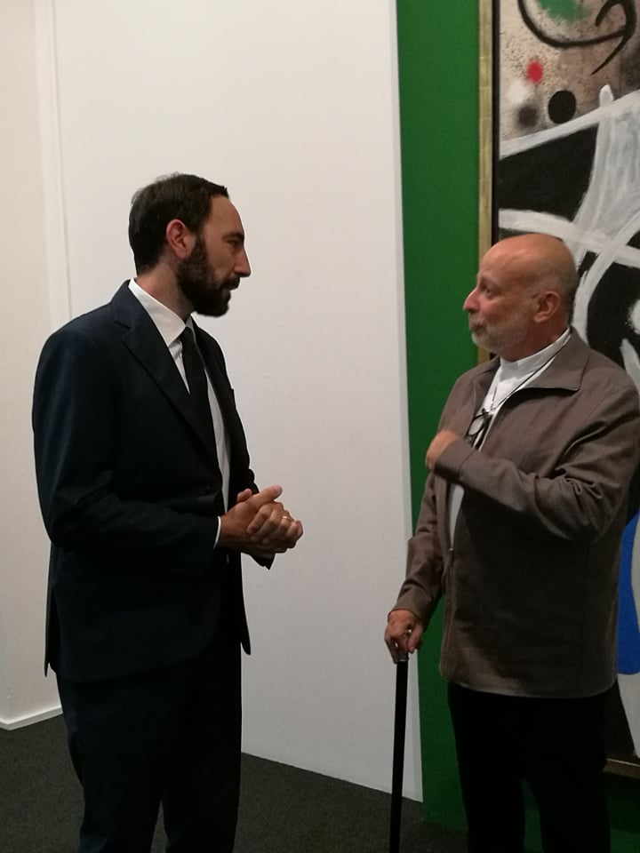 Al Pan di Napoli le straordinaria mostra dedicata all'artista spagnolo Joan Mirò
