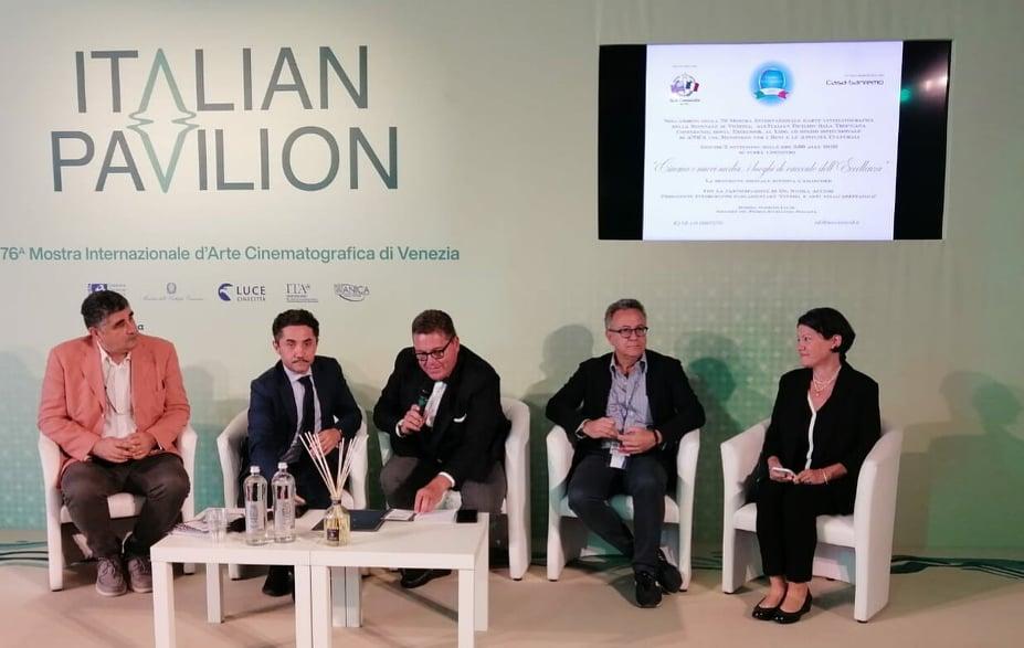 """Venezia 76: Numerosi gli ospiti all'appuntamento """"Cinema e Web"""""""