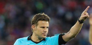 Napoli-Liverpool, designato l'arbitro tedesco Felix Brych