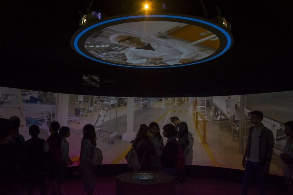 Sbarca a Napoli il Tour del Mulino. Per adulti e bambini un percorso virtuale sulla corretta alimentazione