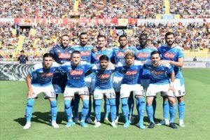 Juventus ed Inter chiamano ed il Calcio Napoli risponde: 4-1 a Lecce