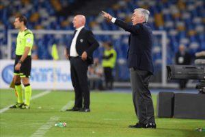 Calcio Napoli, che delusione! Il Cagliari vince al San Paolo 1-0