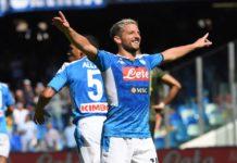 Calciomercato Napoli, Mertens finisce nel mirino del Barcellona
