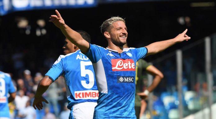 Calciomercato Napoli, Mertens non rinnova e si avvicina all'Inter