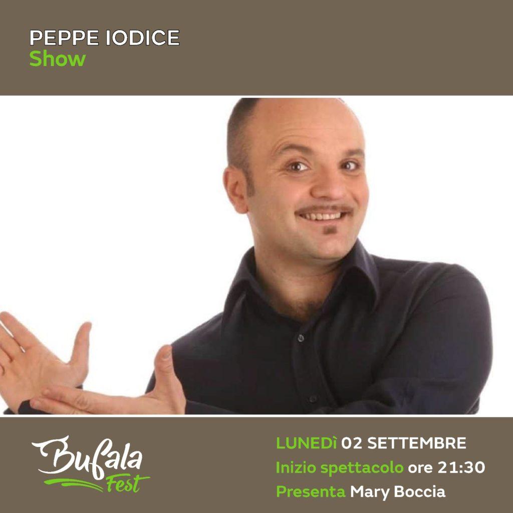 Bufala Fest: Domani attesi sul palco Marco Carta e Peppe Iodice