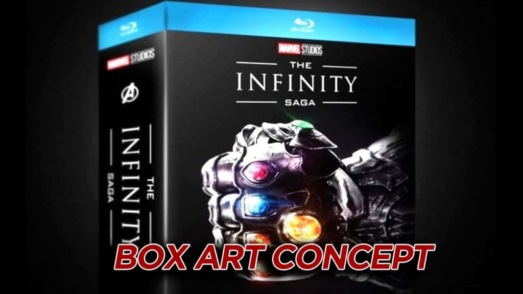Marvel: in arrivo il cofanetto Infinity Saga