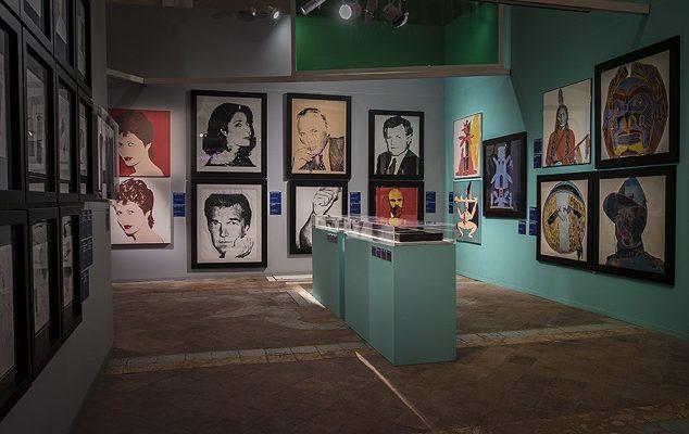 Una nuova mostra dedicata a Andy Warhol alla Basilica della Pietrasanta