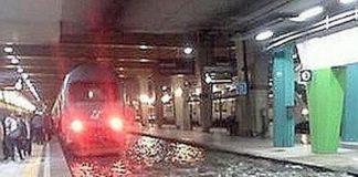 Maltempo a Napoli: Bloccata la circolazione dei treni della Linea 2 della metropolitana