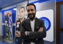 """Napoli, Borriello: """"10 milioni per l'esterno dello Stadio San Paolo"""""""