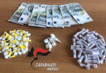 Caivano, anche cobret nelle piazze di spaccio del Parco Verde: due arresti