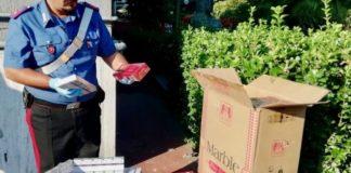 Afragola, piazze di spaccio e contrabbando di sigarette nel mirino: due arresti