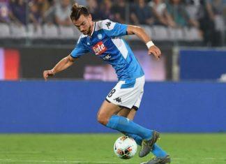 Calciomercato Napoli, il Barcellona punta Fabian Ruiz