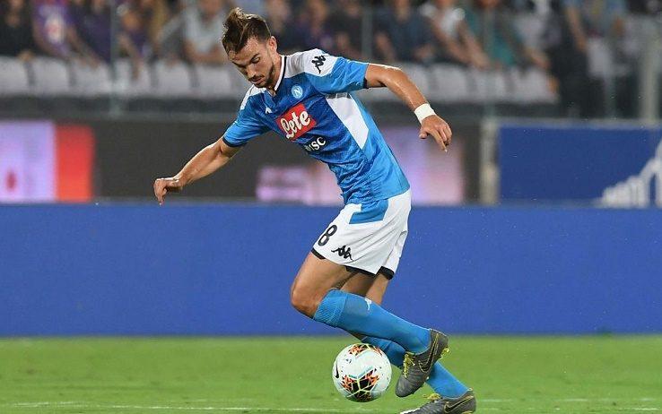 Calciomercato Napoli, il Real Madrid su Fabian Ruiz