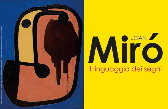 Joan Miró. Il linguaggio dei segni: la mostra al Pan di Napoli dal 24 settembre