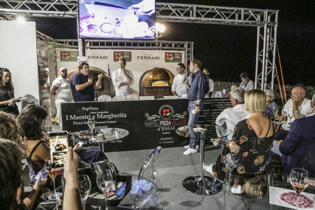 Napoli Pizza Village: Nel weekend sul palco Anastasio, Mahmood e Fred De Palma