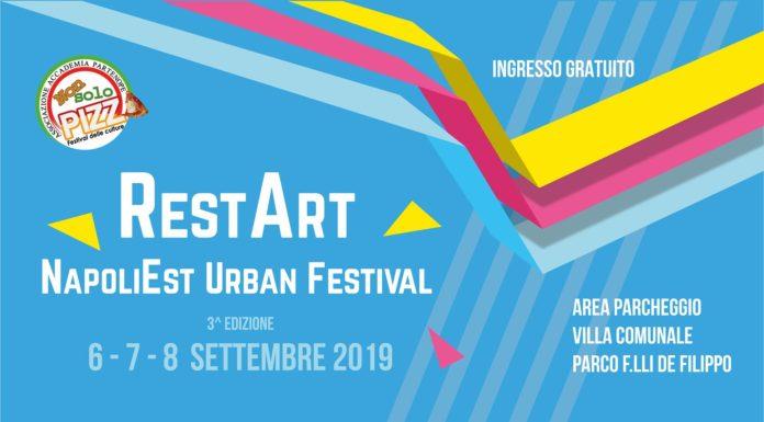 Ponticelli, tre serate di festa: al via RestArt – NapoliEst Urban Festival