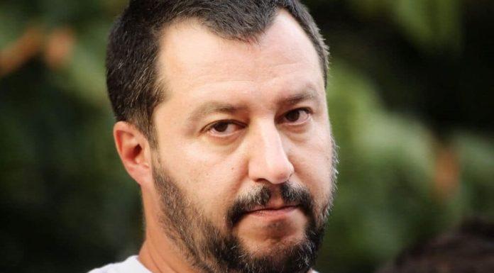 """Matteo Salvini a CRC: """"Povera Napoli, deve sorbire de Magistris ancora due anni"""""""