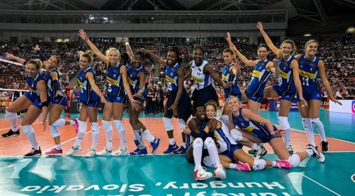 Europei volley femminile, bel 3-1 alla Russia: la splendida Italia vola in semifinale
