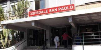 Ospedale San Paolo, ancora un caso di violenza: vigilantes aggredito